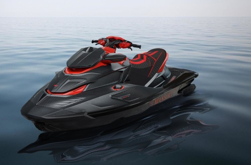 Jet ski Black Marlin