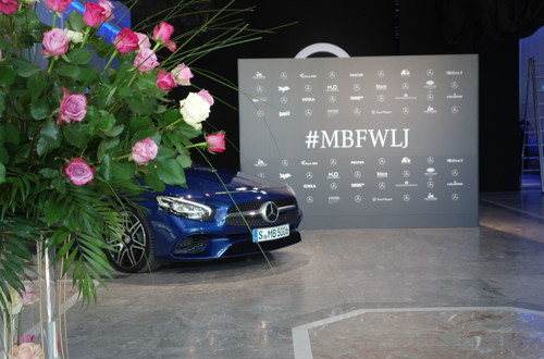 Mercedes-Benz Fashion Week Ljubljana 2016