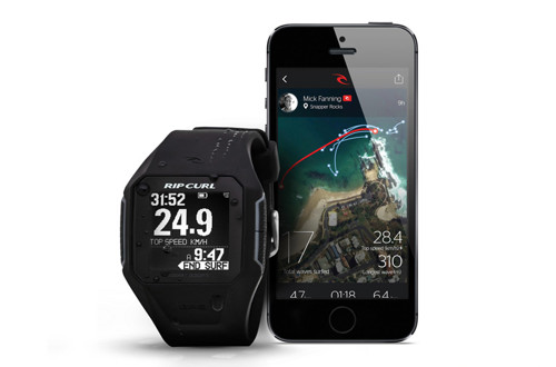 The Rip Curl Search GPS