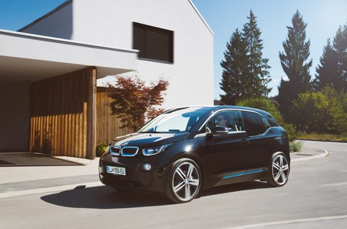 BMW i in Lumar