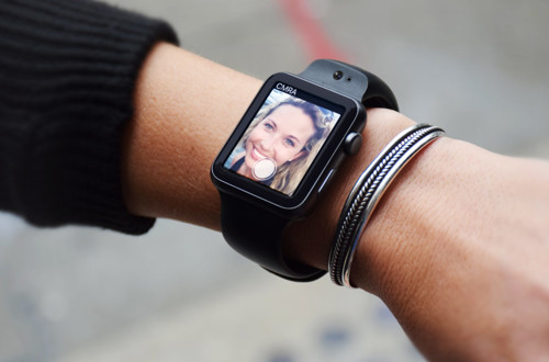 CMRA - kamera za Apple Watch