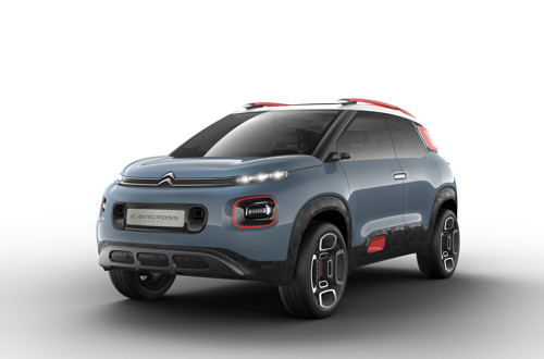 C-aircross Concept -