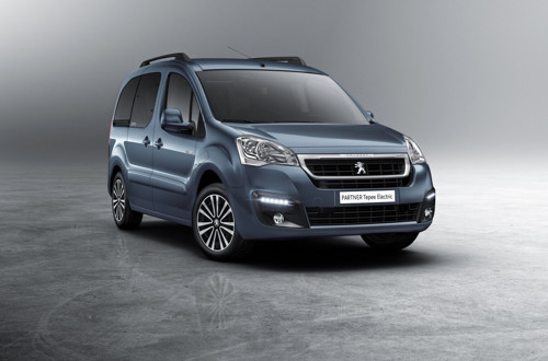 Novi Peugeot Partner Tepee Electric