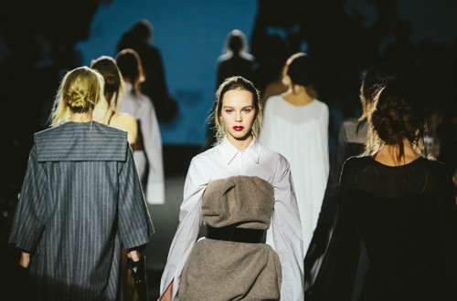Mercedes-Benz Fashion Week Ljubljana in Mastercard:
