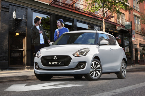 Novi Suzuki swift