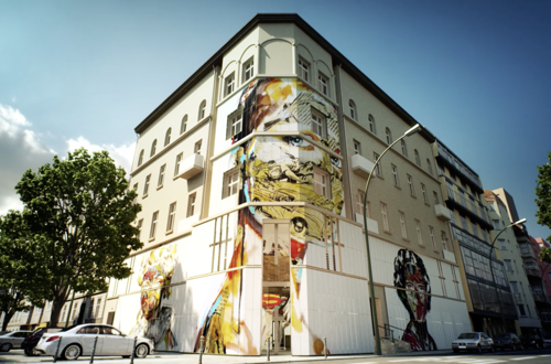 Foto: Urban Nation Museum for Urban Contemporary Art