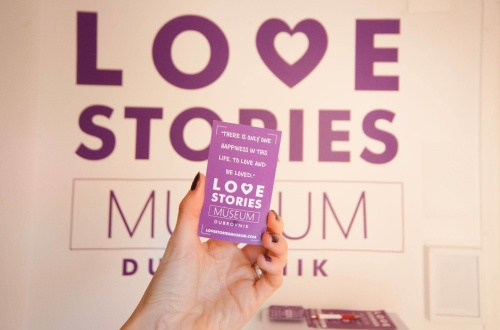 Foto: Love Stories Museum Dubrovnik FB