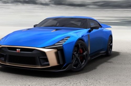 990.000 eurov za Nissan GT-R by Italdesign