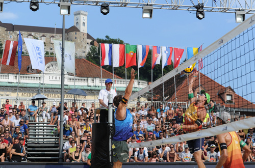 Ljubljana Beach Volley 2019