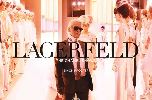 Lagerfeld: The Chanel Shows. Foto: amazon.com