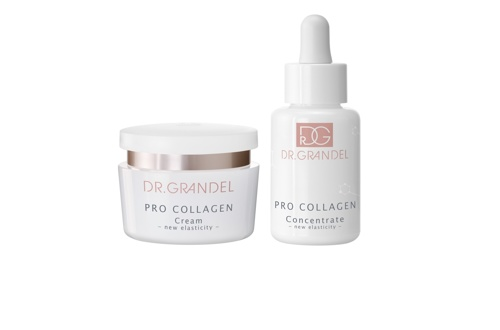 koncentrat in krema PRO COLLAGEN