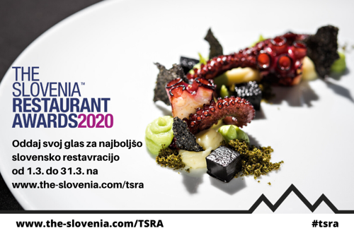 The Slovenia Restaurant Awards 2020